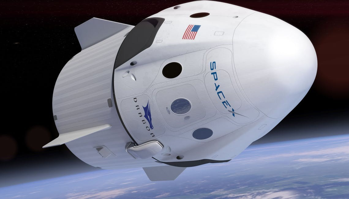 an-artists-rendering-of-the-spacex-crew-dragon